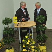 Ulrich Mayer wird Ehrenbürger