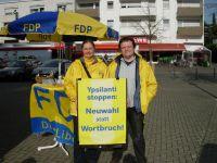 Die nächste Landtagswahl wirft ihre Schatten voraus